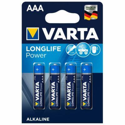 VARTA LONGLIFE POWER LR3 AAA MIKRO ELEM