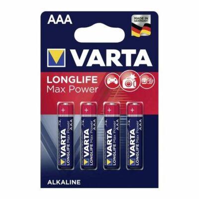 VARTA LONGLIFE MAX POWER LR3 AAA MIKRO ELEM