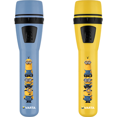 Varta Minions Flashlight 2AA