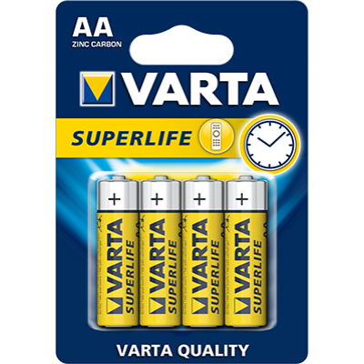 Varta Superlife ceruzaelem