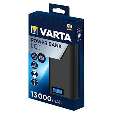 Varta LCD Power bank 13000mAh 57971