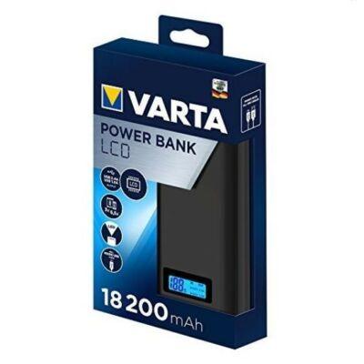 Varta LCD Power bank 18200mAh 57972