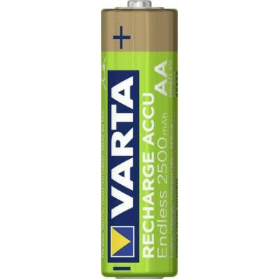Varta Recharge Accu Endless 2500mAh AA ceruza akkumulátor (4 db)