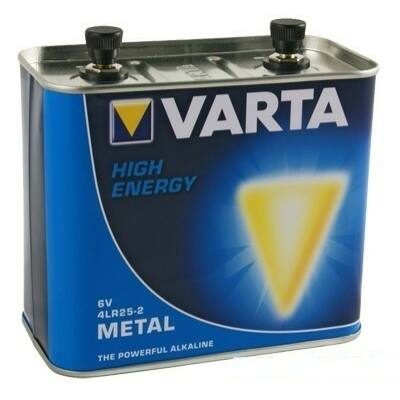 Varta High Energy 4LR25-2