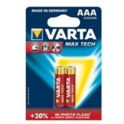 Varta Max Tech mikroelem x2