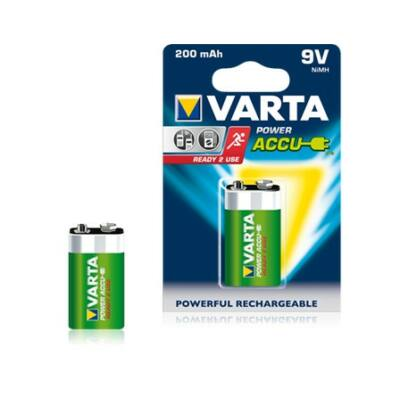Varta Power Akku 9V 200 mAh