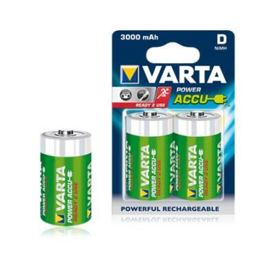 Varta Power Akku D 3000 mAh