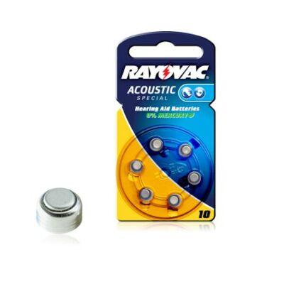 Rayovac Hearing Aid HA10
