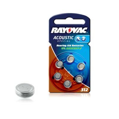 Rayovac Hearing Aid HA312