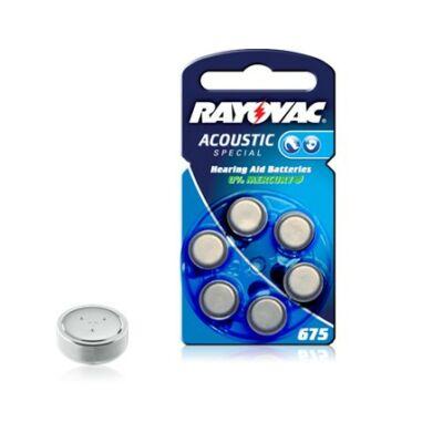 Rayovac Hearing Aid HA675