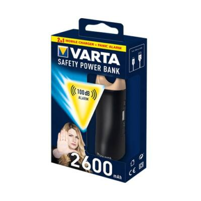 VARTA SAFETY POWER BANK 2600